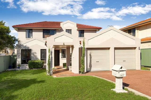 4 Rebecca Court, Rouse Hill NSW 2155