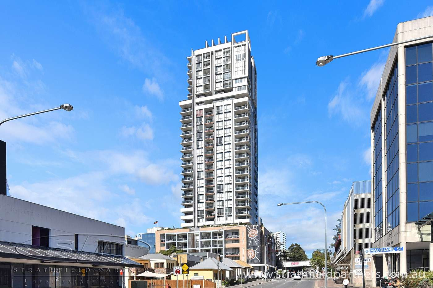 Main view of Homely apartment listing, 1001/29 Hunter Street, Parramatta NSW 2150