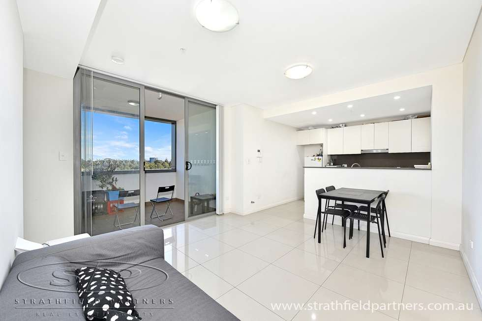 Second view of Homely apartment listing, 1001/29 Hunter Street, Parramatta NSW 2150