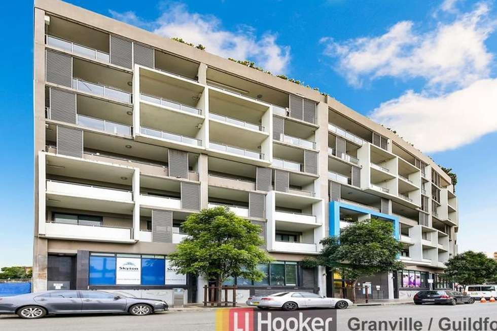 Second view of Homely unit listing, 613/31-37 Hassall Street, Parramatta NSW 2150