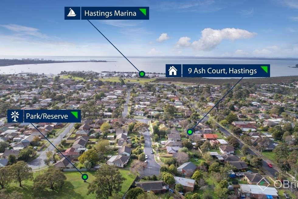 Second view of Homely house listing, 9 Ash Court, Hastings VIC 3915