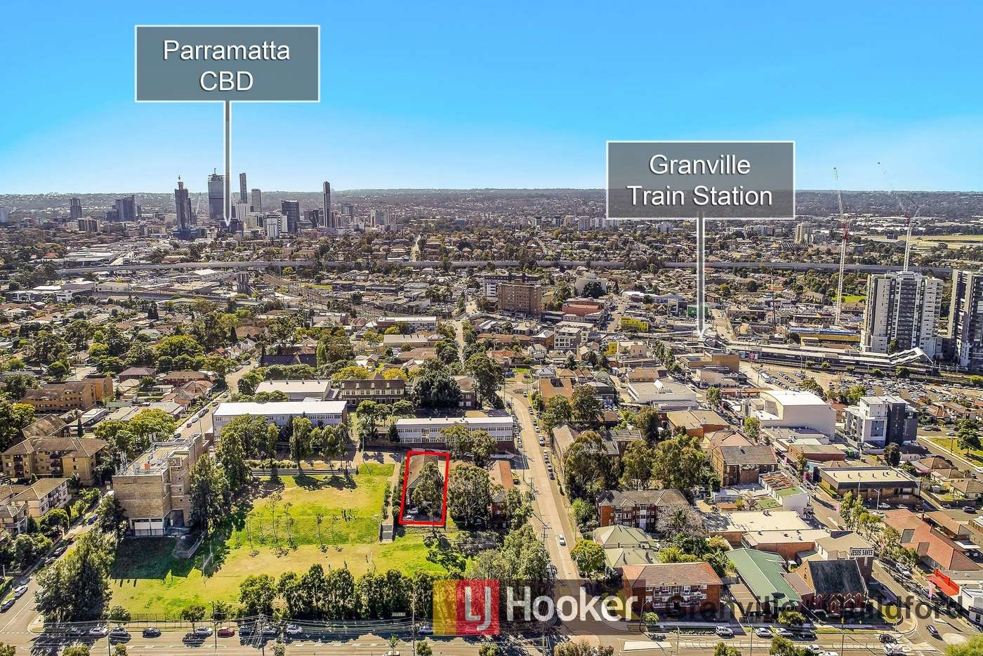 Main view of Homely blockOfUnits listing, 6 Maud Street, Granville NSW 2142