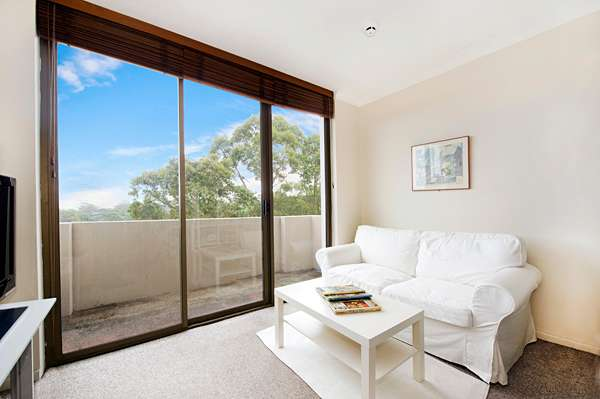 Main view of Homely unit listing, Level 3/122/450 Pacific Highway, Lane Cove North, NSW 2066