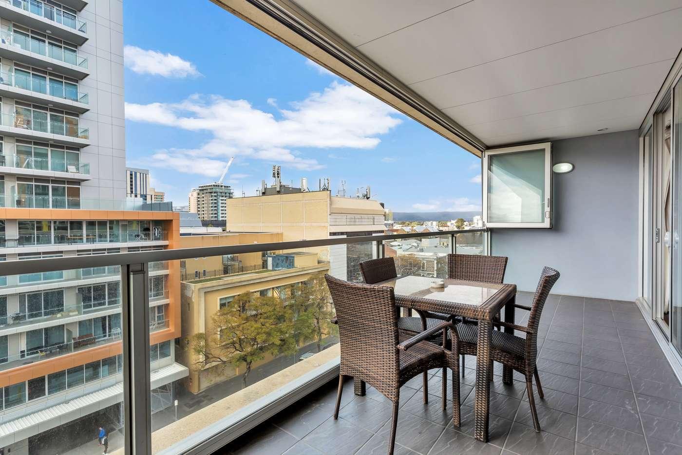 Main view of Homely apartment listing, 710/185 Morphett Street, Adelaide SA 5000