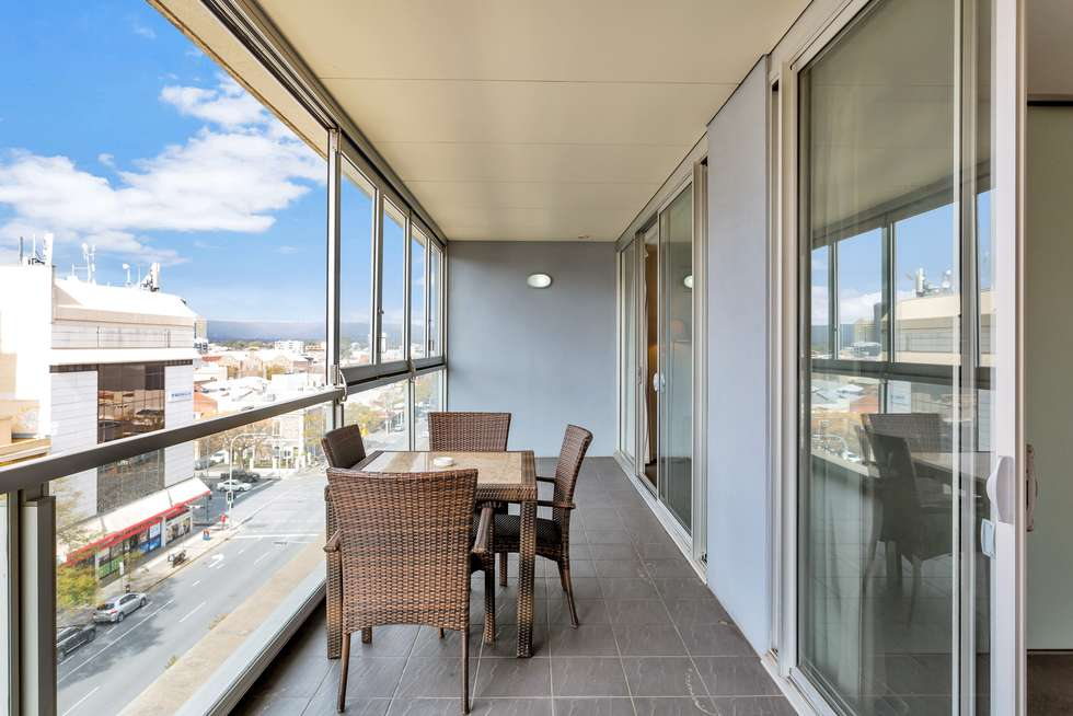 Third view of Homely apartment listing, 710/185 Morphett Street, Adelaide SA 5000
