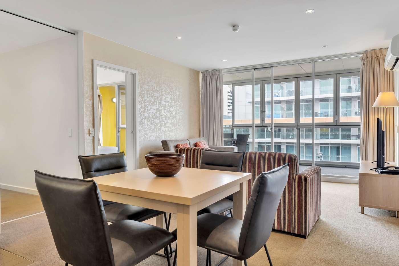 Fifth view of Homely apartment listing, 710/185 Morphett Street, Adelaide SA 5000