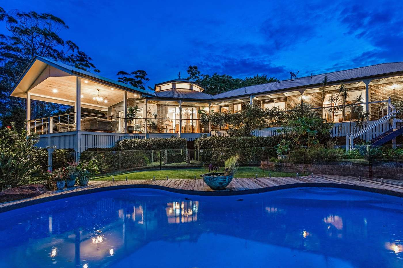 Main view of Homely house listing, 25 St James Court, Tamborine Mountain QLD 4272