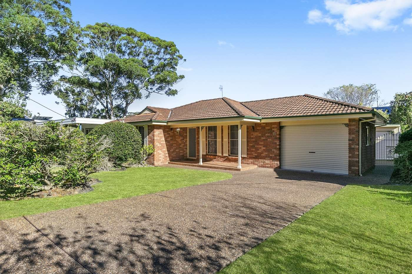 Main view of Homely house listing, 11 Lakin Street, Bateau Bay, NSW 2261