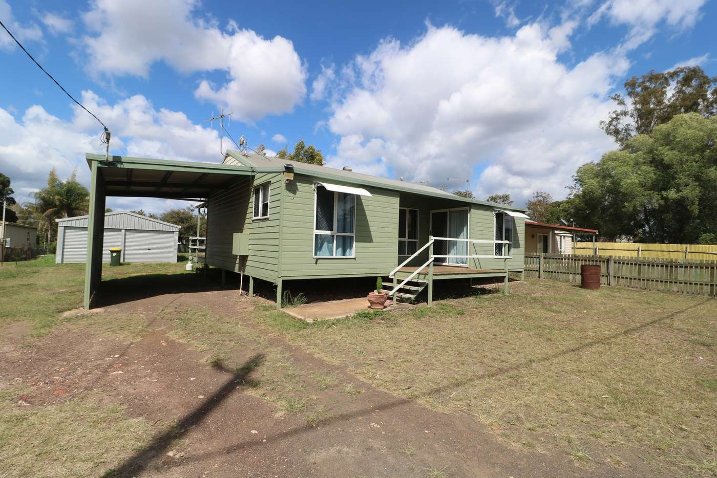 Main view of Homely house listing, 27 Christensen Street, Cordalba QLD 4660