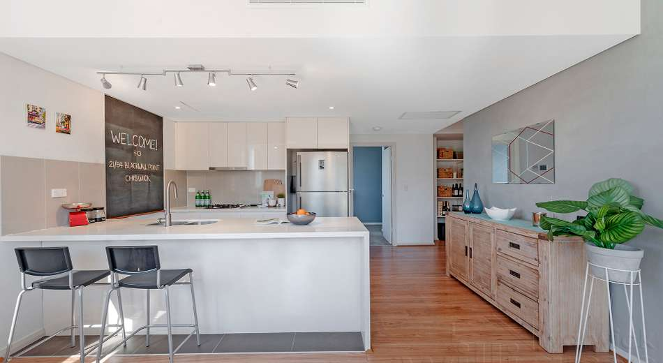21/54 Blackwall Point Road, Chiswick NSW 2046