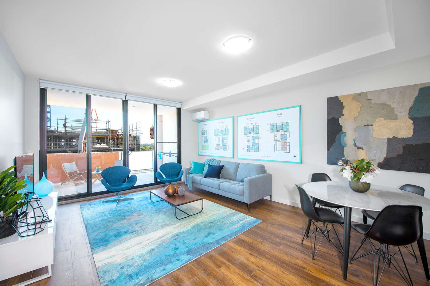 Main view of Homely unit listing, 705/16 Smallwood Avenue, Homebush, NSW 2140