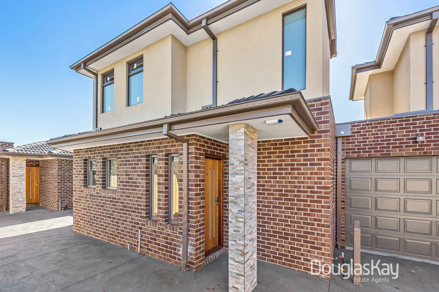 Main view of Homely townhouse listing, 2 & 3/87 Darnley Street, Braybrook, VIC 3019