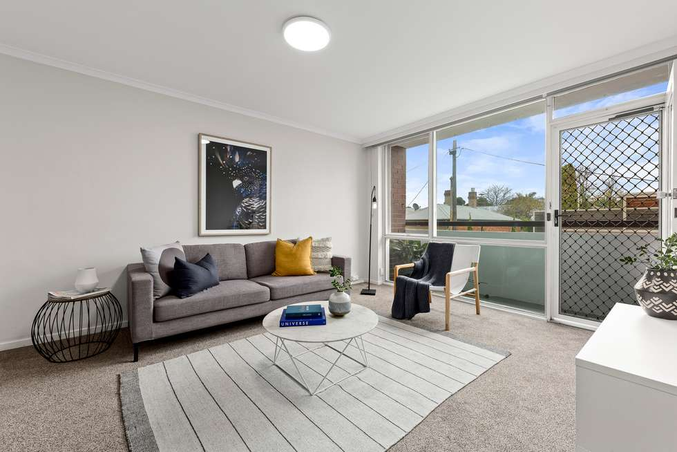 Second view of Homely apartment listing, 3/7 Curran Street, North Melbourne VIC 3051