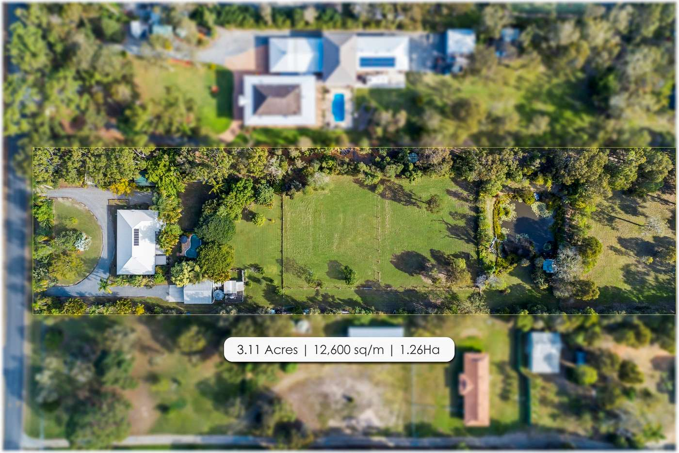 Main view of Homely acreageSemiRural listing, 408 Chelsea Road, Ransome QLD 4154
