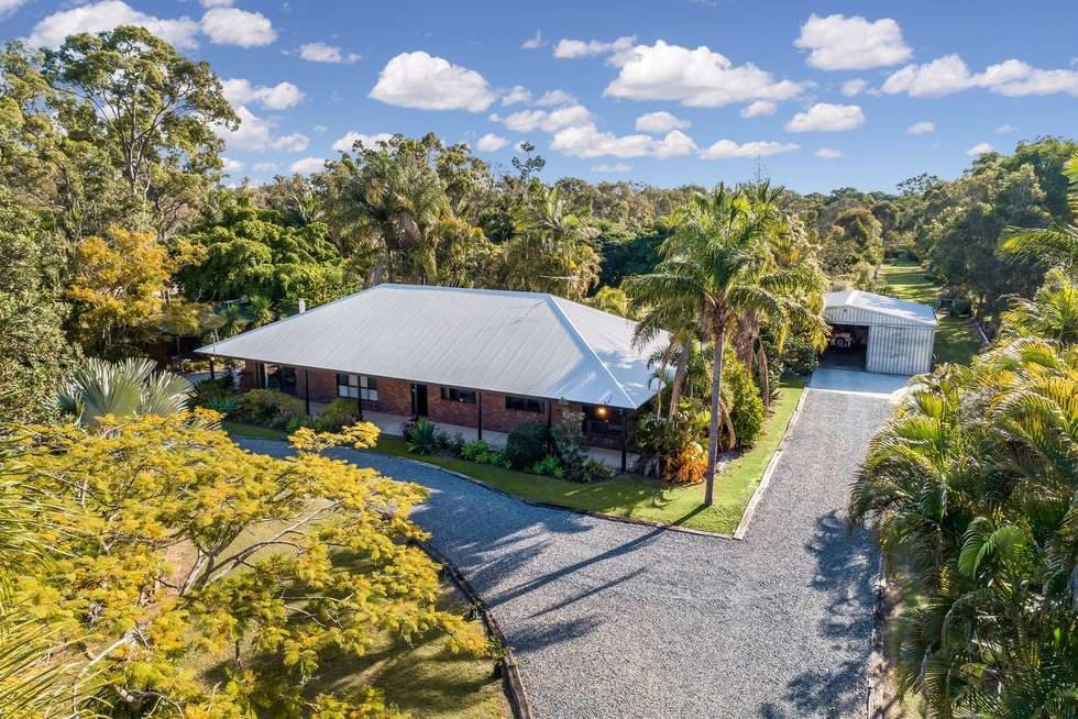 Third view of Homely acreageSemiRural listing, 408 Chelsea Road, Ransome QLD 4154