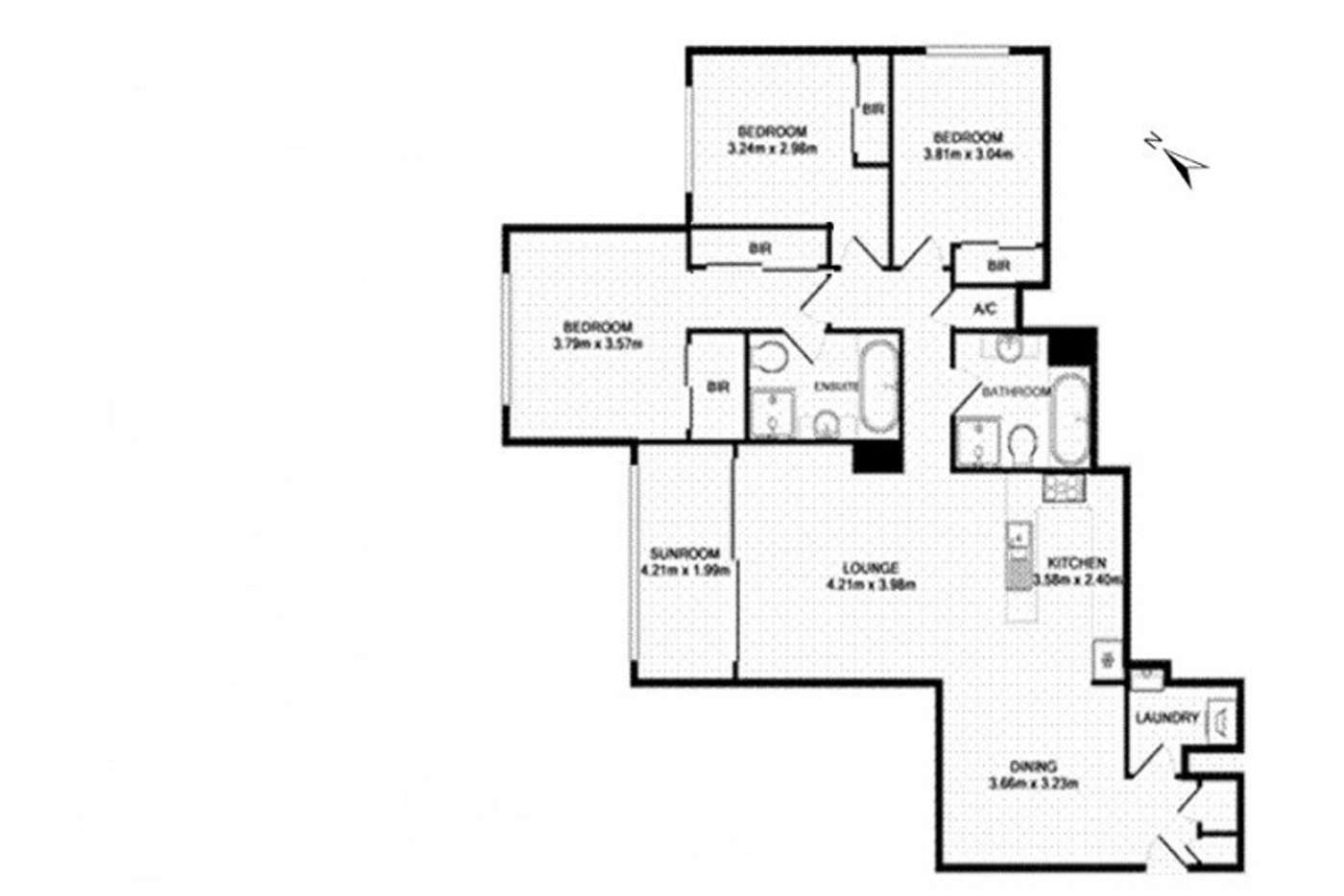 Sixth view of Homely apartment listing, 418 Pitt Street, Sydney NSW 2000