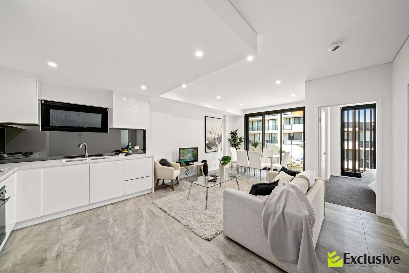 Main view of Homely apartment listing, 306/25-29 Smallwood Avenue, Homebush, NSW 2140