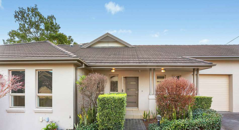 2/11 Clanalpine Street, Eastwood NSW 2122