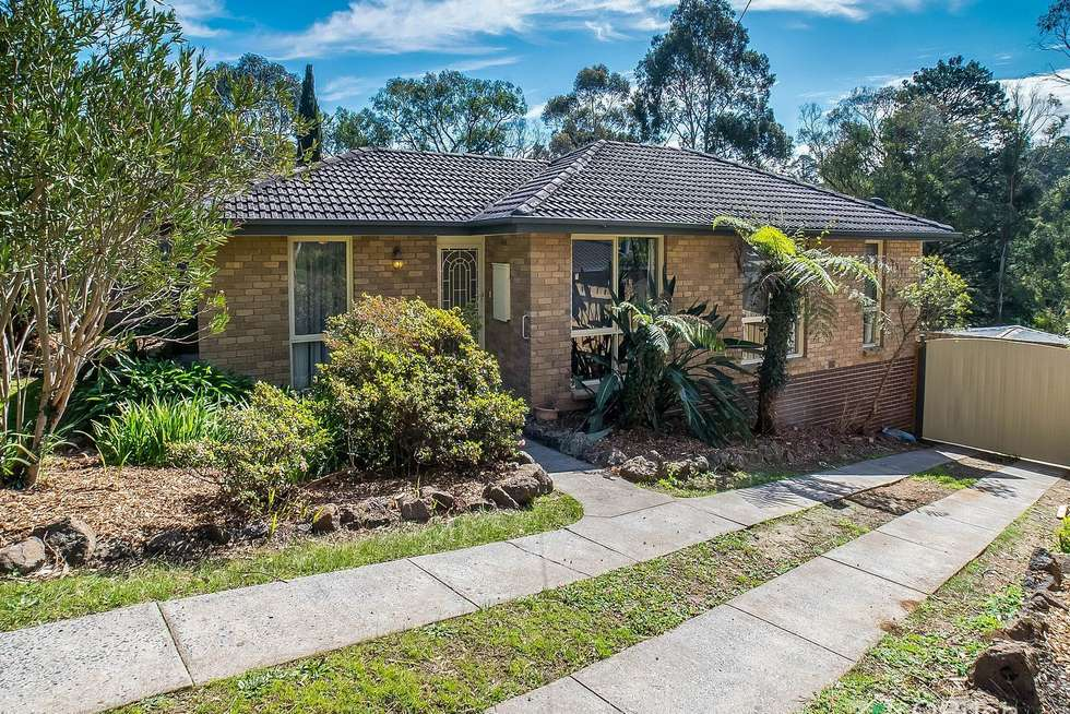 Second view of Homely house listing, 35 Melaleuca Drive, Upwey VIC 3158