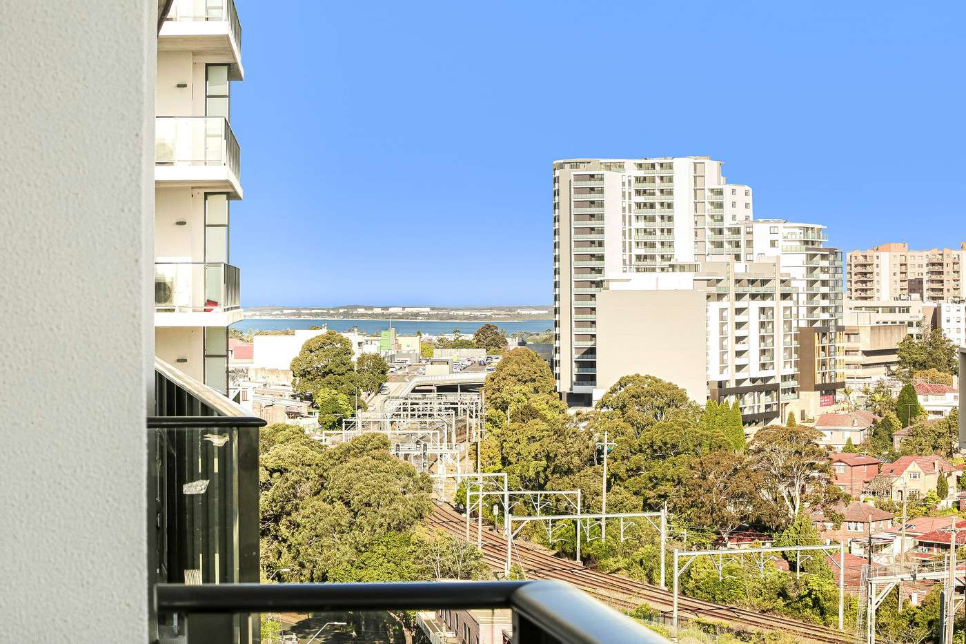 Main view of Homely apartment listing, C1005/460 Forest Road, Hurstville, NSW 2220