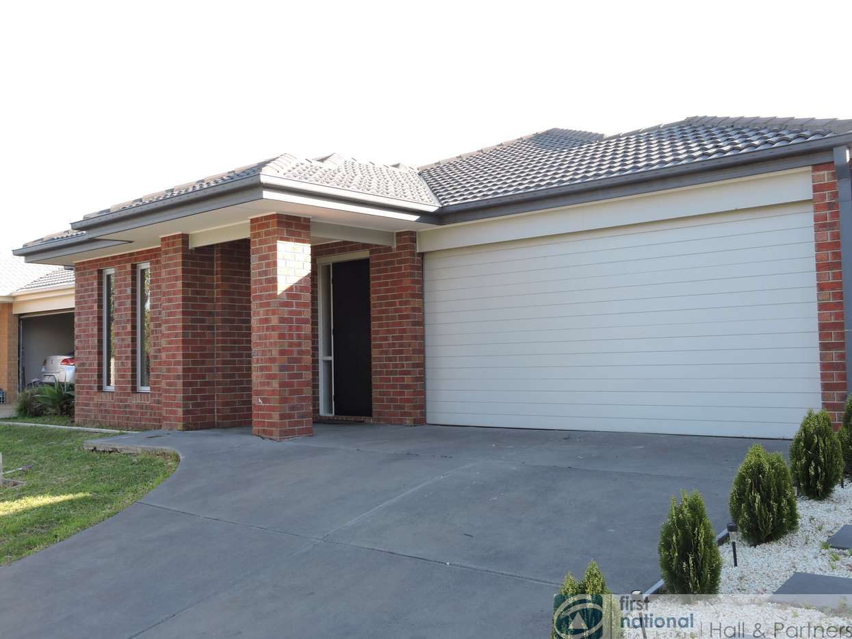 Main view of Homely house listing, 8 Camkerr Place, Lyndhurst, VIC 3975