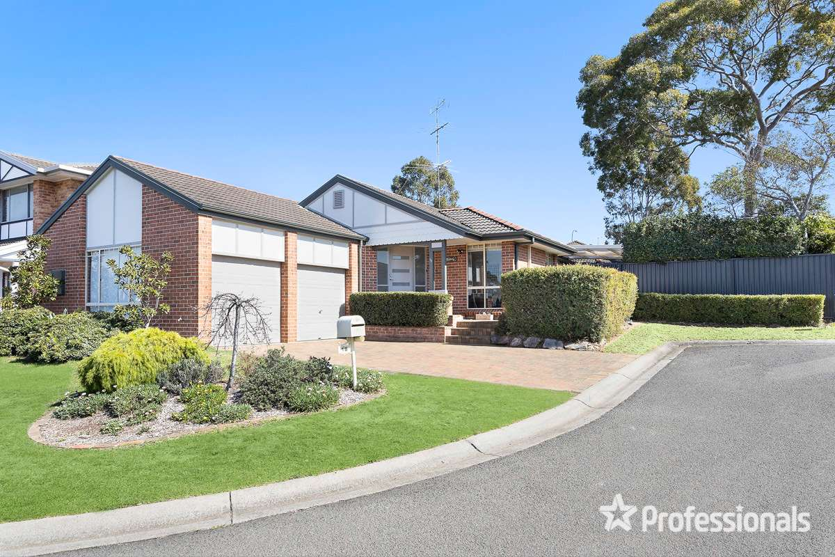 Main view of Homely house listing, 18 Poinciana Row, Menai, NSW 2234