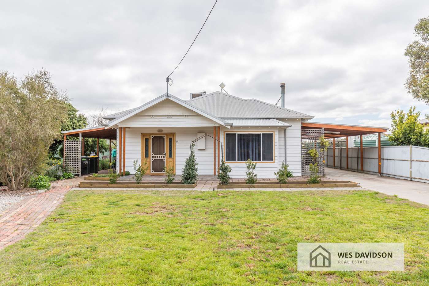 Main view of Homely house listing, 91 Quantong-Polkemmet Road, Quantong, VIC 3401