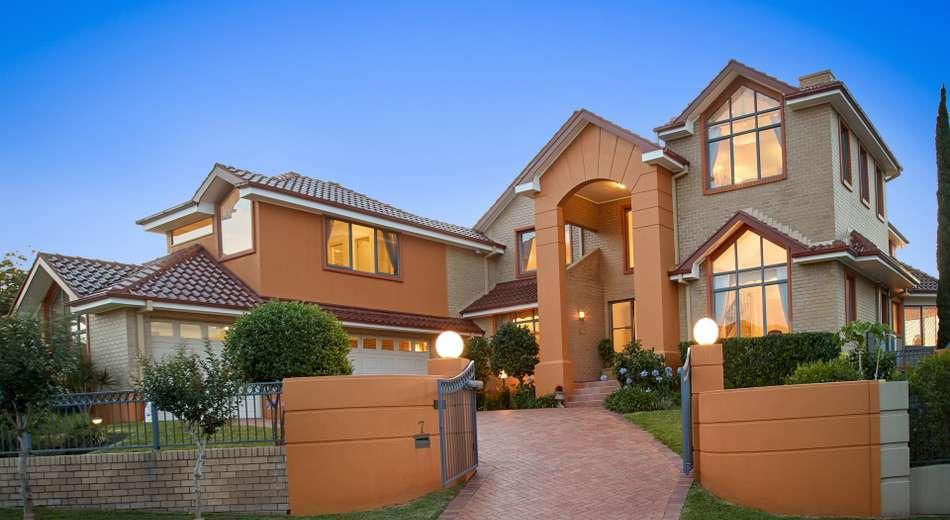 7 Chevalier Crescent, Hunters Hill NSW 2110