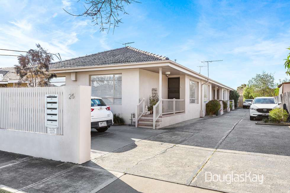 2/26 Mailey Street, Sunshine West VIC 3020