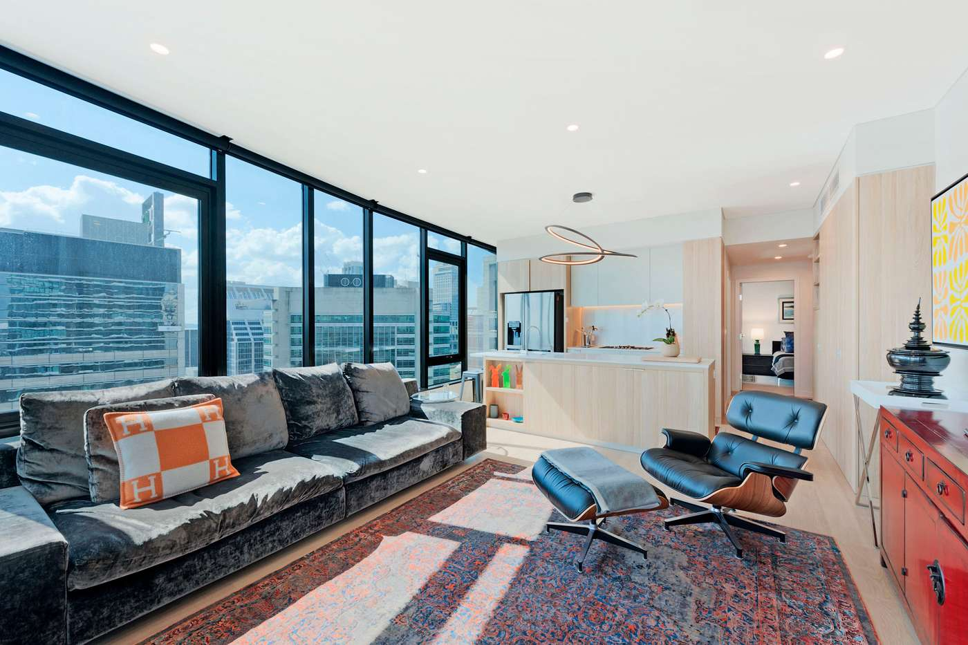 Main view of Homely apartment listing, 3302/38 York Street, Sydney, NSW 2000