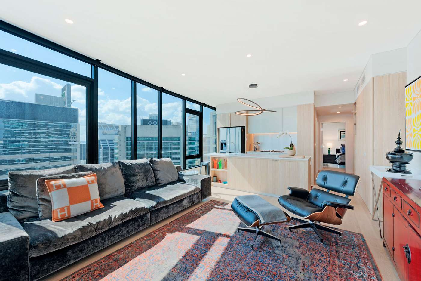 Main view of Homely apartment listing, 3302/38 York Street, Sydney NSW 2000