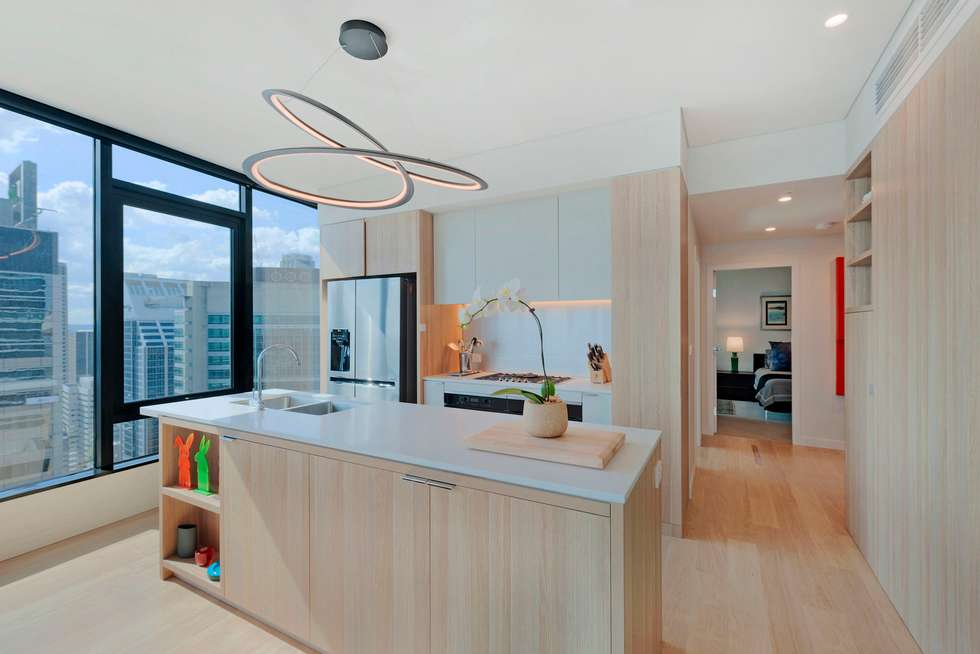 Second view of Homely apartment listing, 3302/38 York Street, Sydney NSW 2000