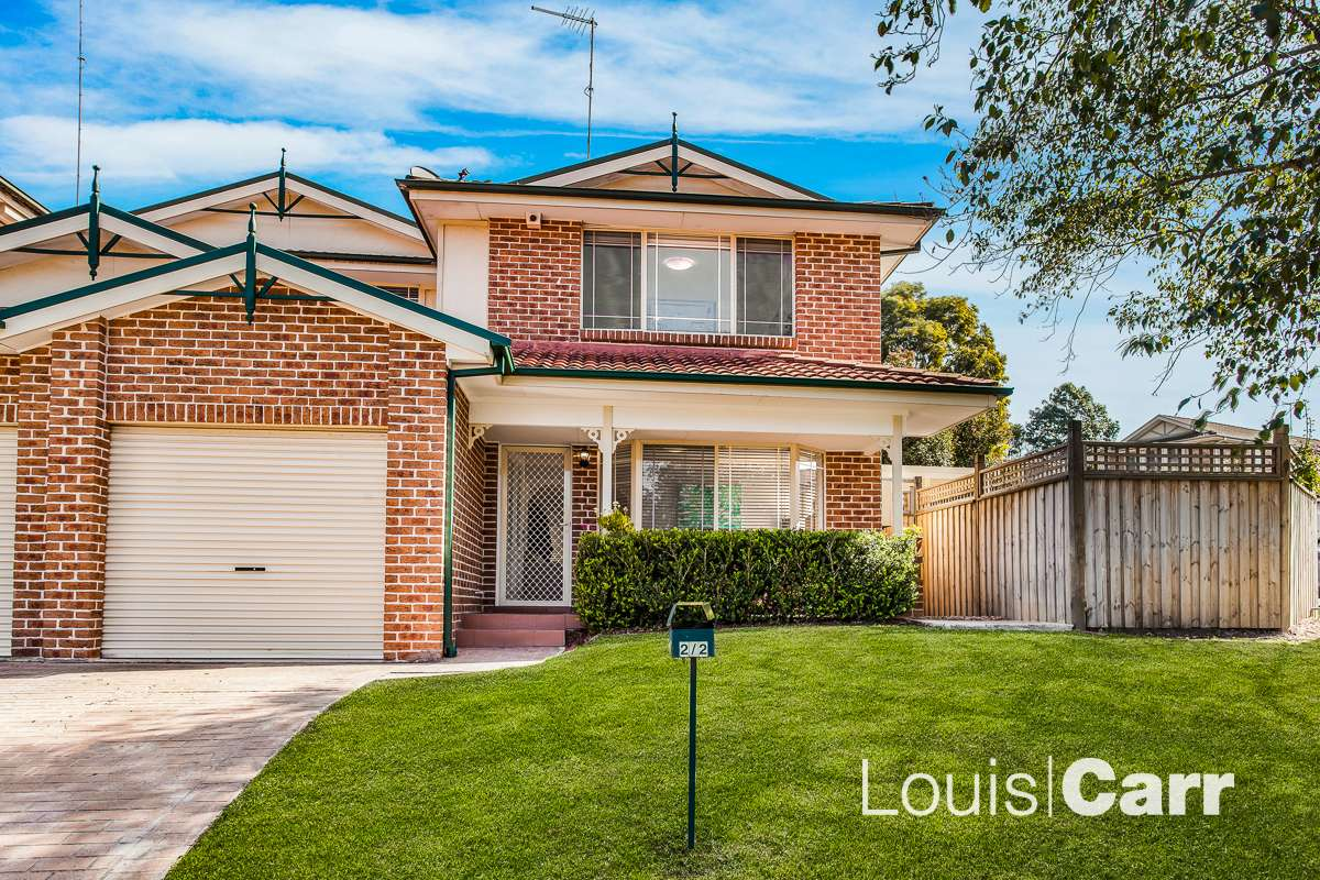 Main view of Homely semidetached listing, 2/2 Hickory Place, Dural, NSW 2158