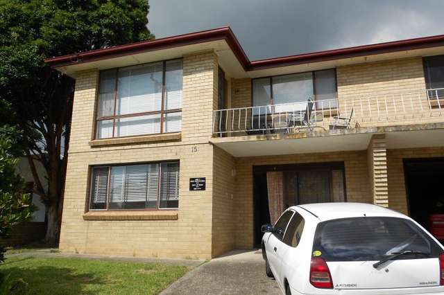 3/15 Poulter Street, West Wollongong NSW 2500
