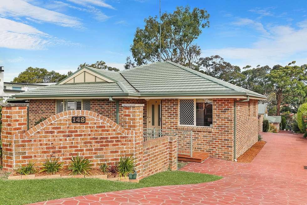 Second view of Homely villa listing, 1/148 Karimbla Road, Miranda NSW 2228