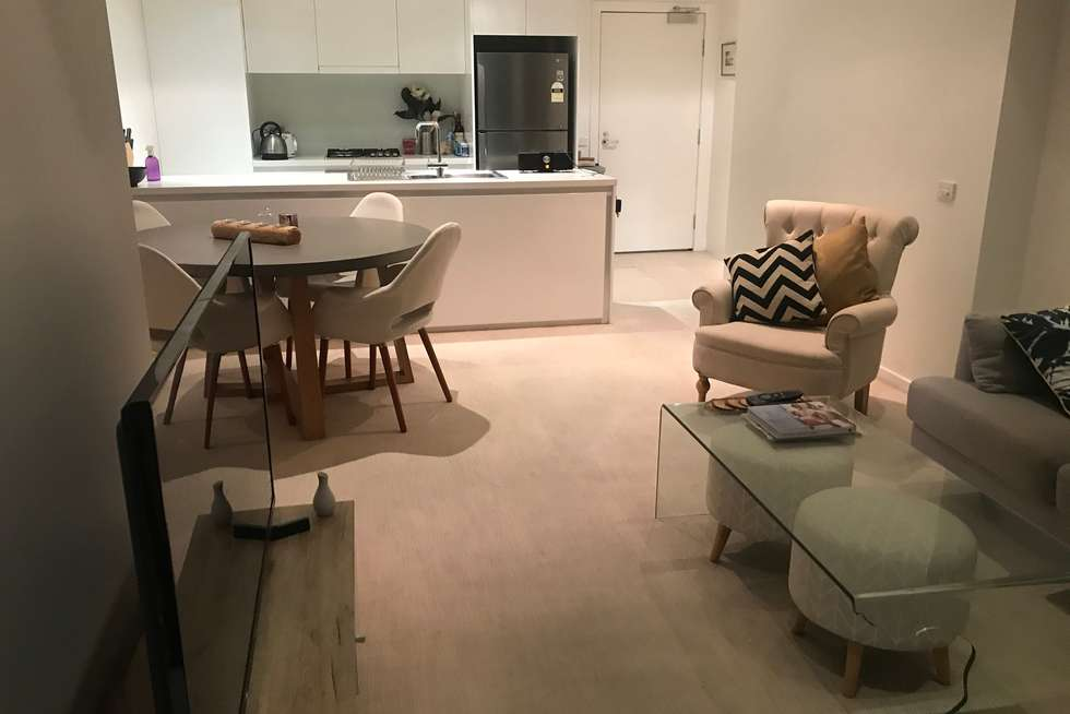 Fourth view of Homely apartment listing, 805/163 Cremorne Street, Cremorne VIC 3121