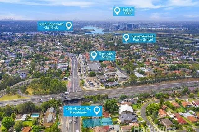 469 Victoria Road, Rydalmere NSW 2116