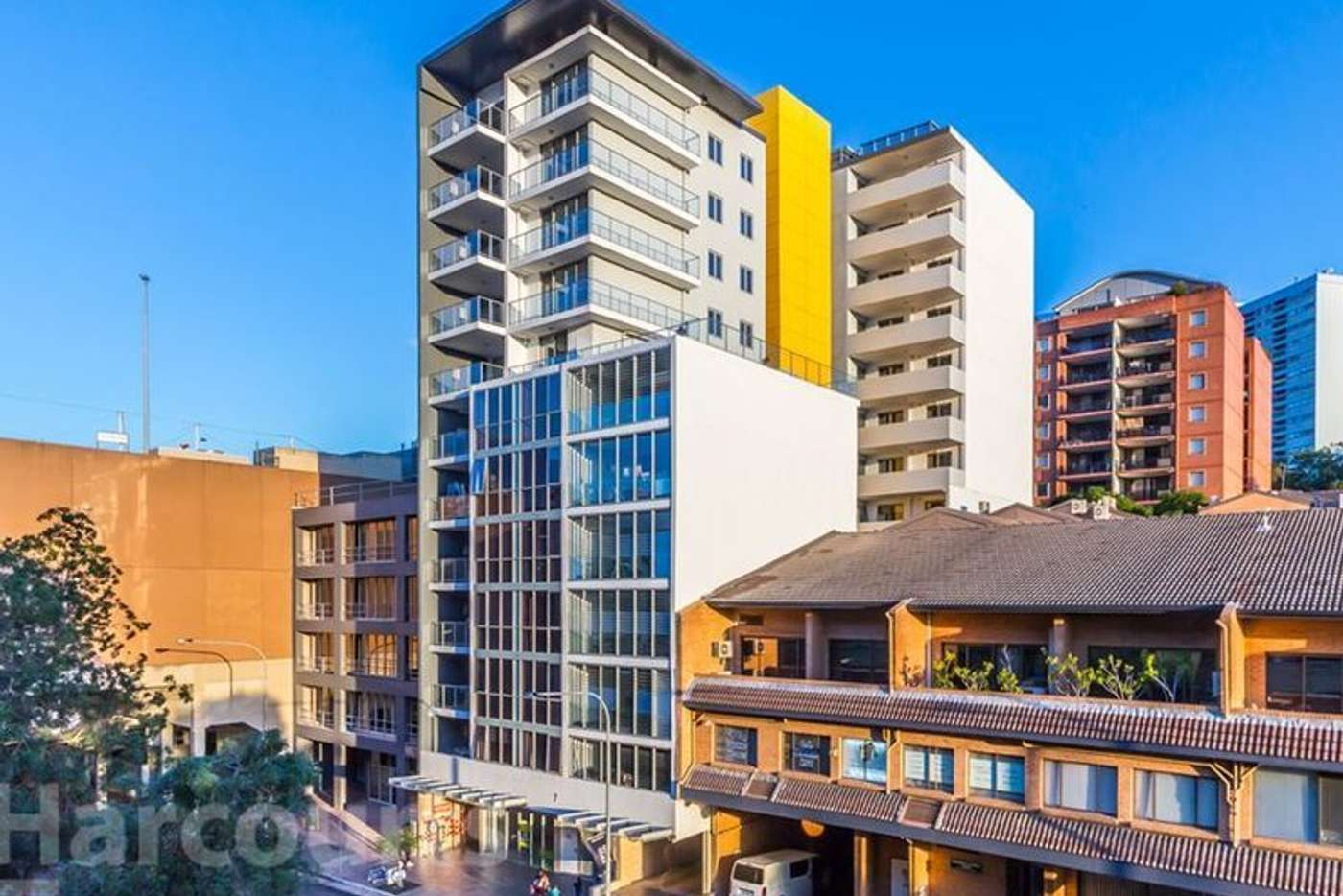 Main view of Homely unit listing, 32/7 Aird Street, Parramatta NSW 2150