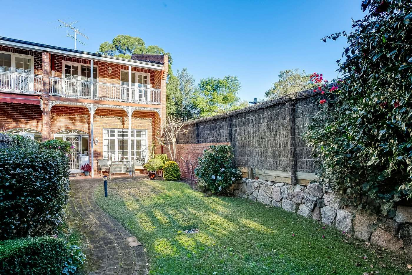 Main view of Homely townhouse listing, 1/5-9 Cowan Road, St Ives NSW 2075