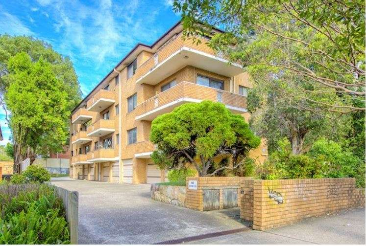 Main view of Homely apartment listing, 1/40 The Crescent, Homebush, NSW 2140
