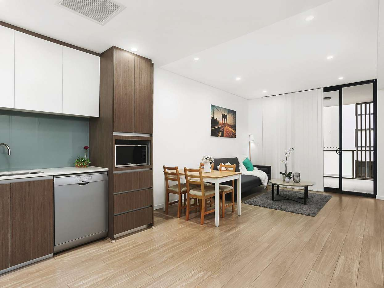 Main view of Homely apartment listing, 77/172 Parramatta Road, Homebush, NSW 2140