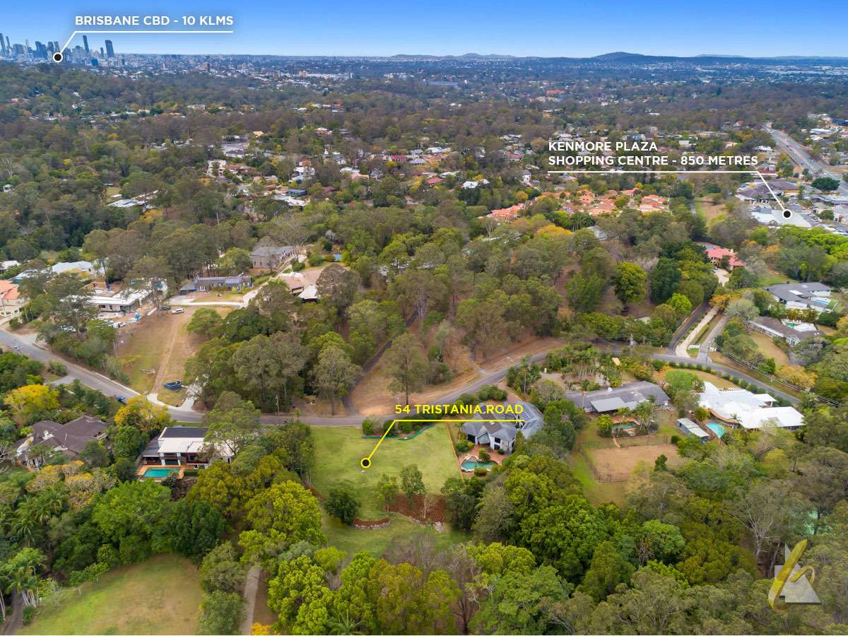 Main view of Homely  listing, 54 Tristania Road, Chapel Hill, QLD 4069