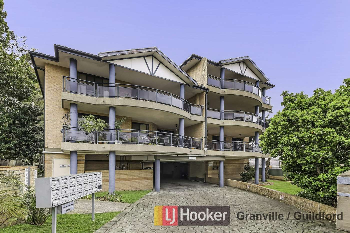 Main view of Homely unit listing, 5/12-16 Blaxcell Street, Granville NSW 2142