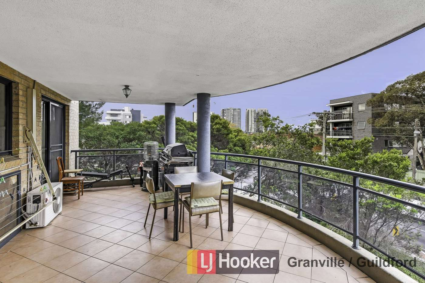 Sixth view of Homely unit listing, 5/12-16 Blaxcell Street, Granville NSW 2142