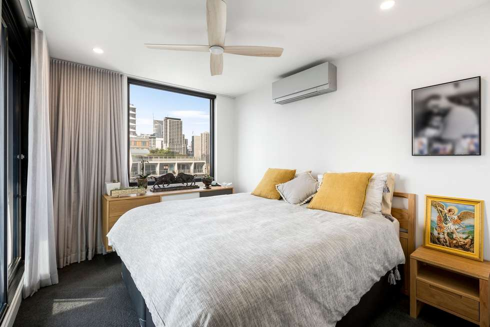 Third view of Homely apartment listing, 388 Spencer Street, Melbourne VIC 3000