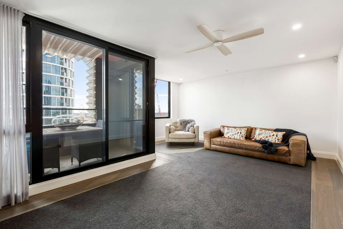 Sixth view of Homely apartment listing, 388 Spencer Street, Melbourne VIC 3000