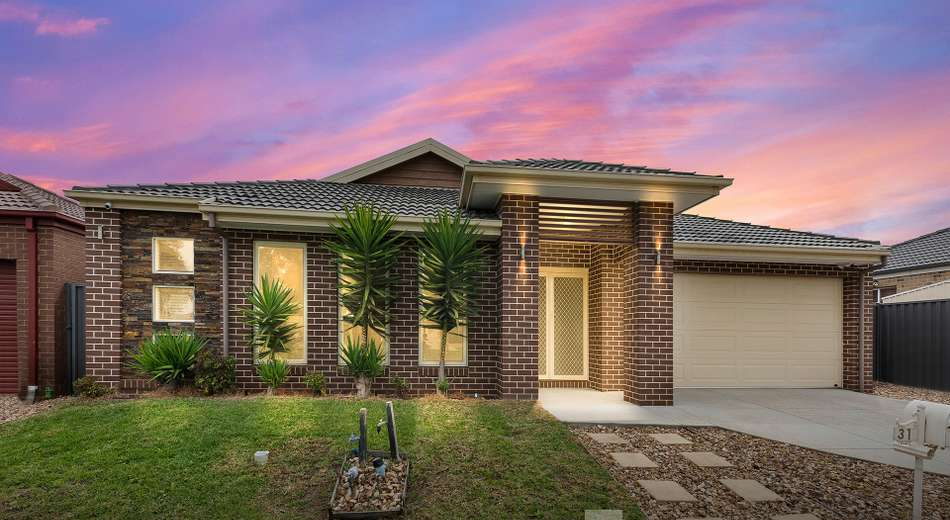 31 Clematis Crescent, Manor Lakes VIC 3024