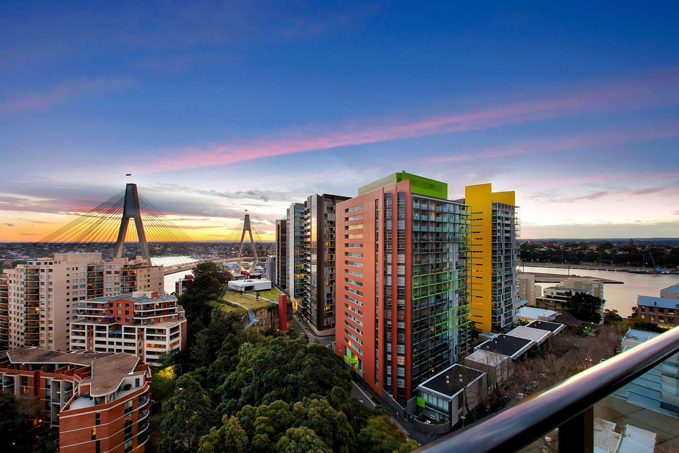 Main view of Homely apartment listing, 905/21 Cadigal Avenue, Pyrmont, NSW 2009
