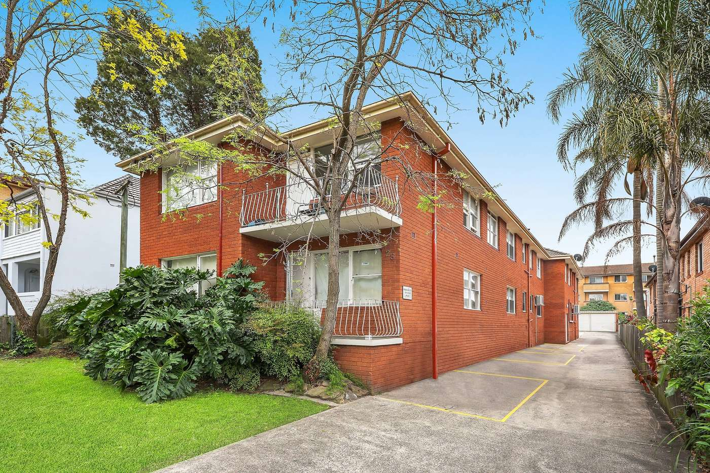 Main view of Homely apartment listing, 2/28 Orpington Street, Ashfield, NSW 2131