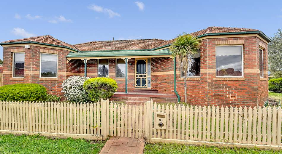 21 Jamieson Close, Roxburgh Park VIC 3064
